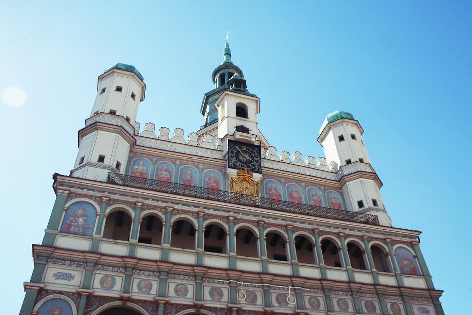 ratusz Poznań