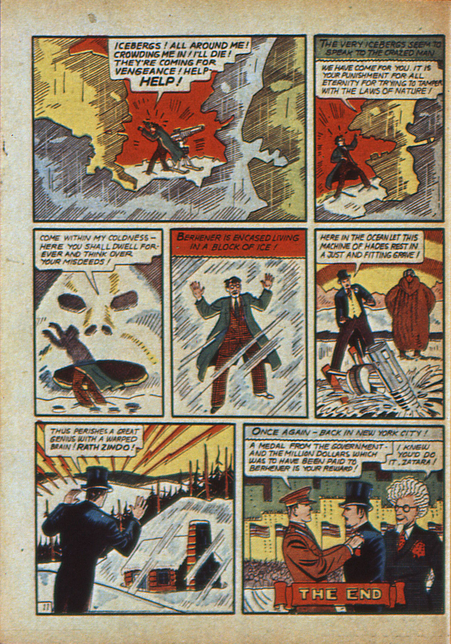 Read online Action Comics (1938) comic -  Issue #15 - 67