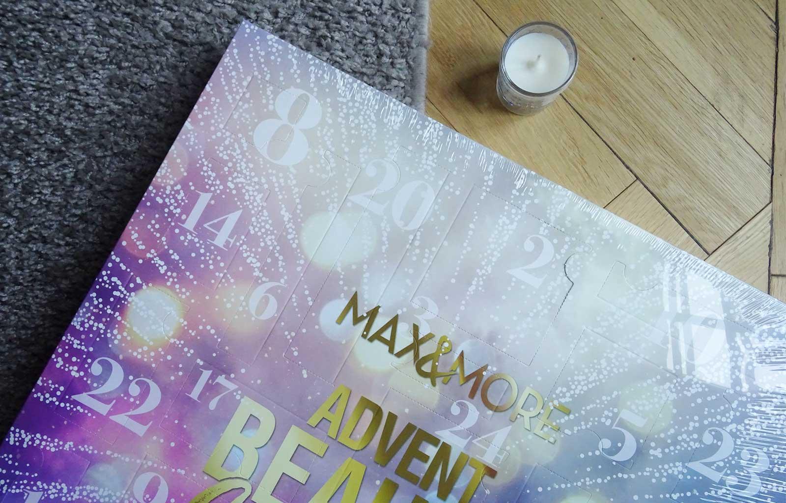 Calendrier de l'Avent Max & More 2018