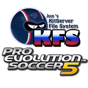 PES 5 Kitserver by Juce