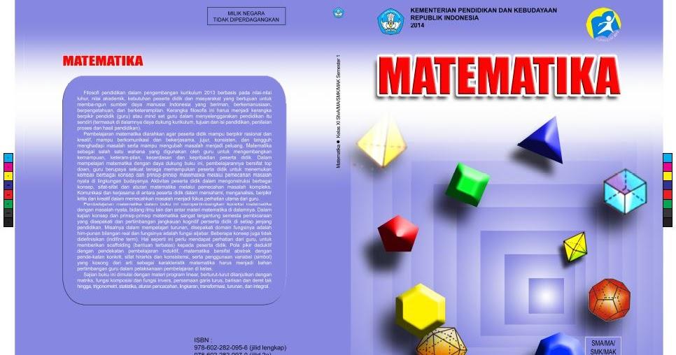 Buku Pelajaran Matematika Wajib Sma Kelas Xi Workshop Matematika