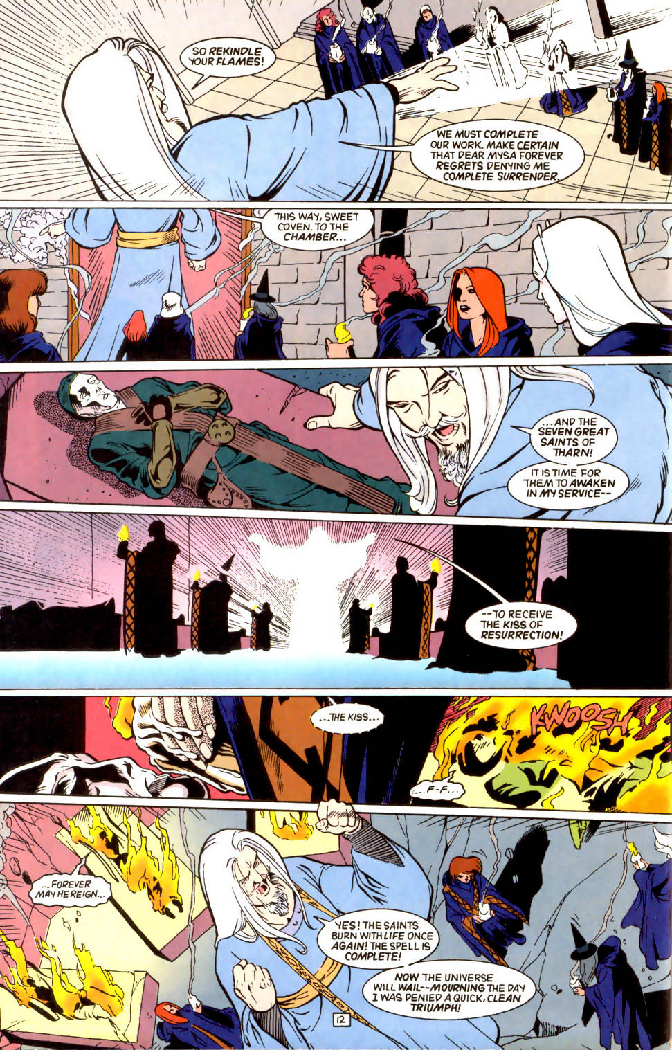 Legion of Super-Heroes (1989) 44 Page 12