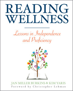 Do you and your students feel joy while reading?  Chapter 6 of Reading Wellness provides strategies for helping your students connect to texts on a personal level, leading to greater enjoyment and discovery of favorite authors and texts.