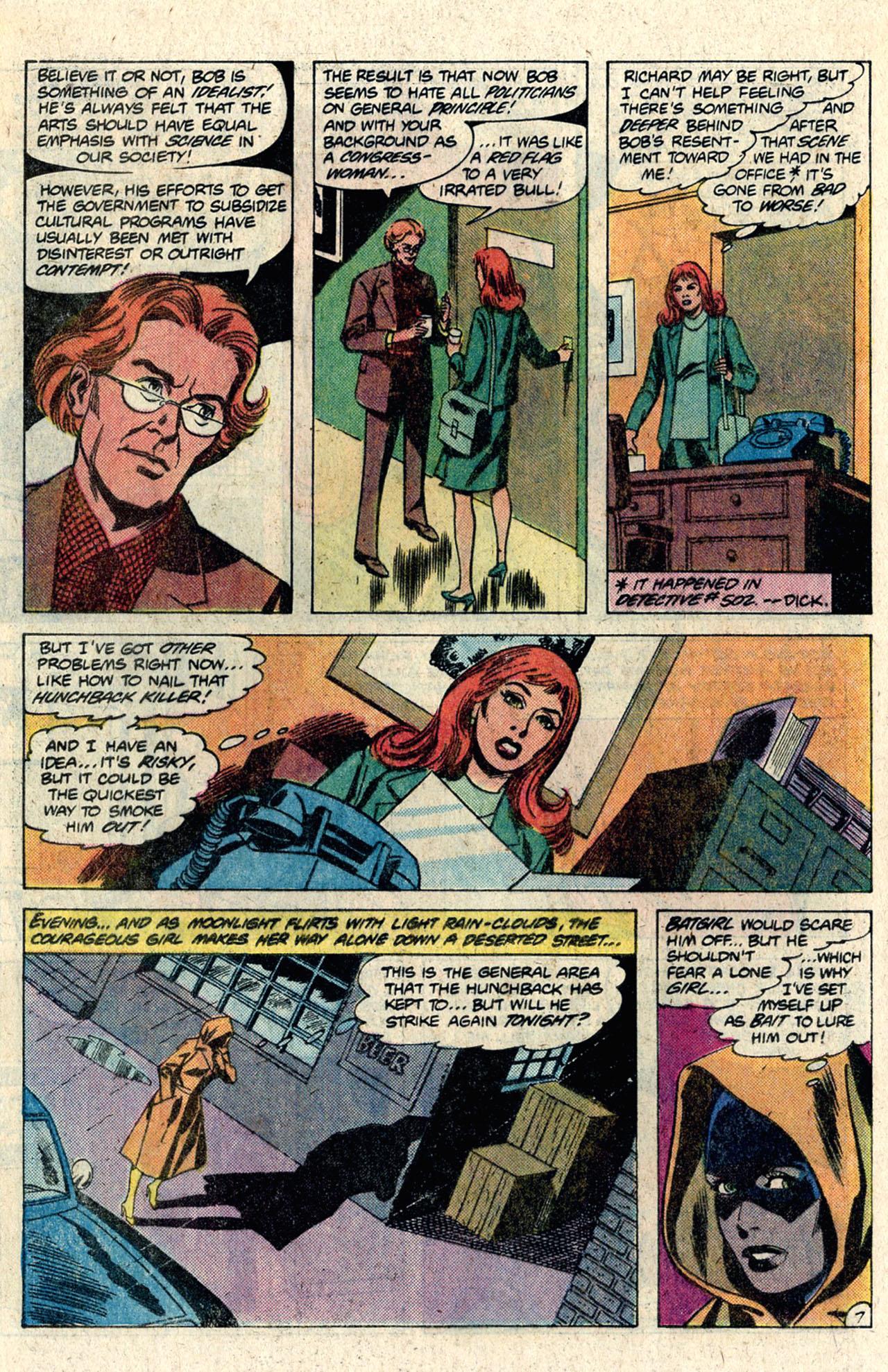 Detective Comics (1937) 505 Page 31