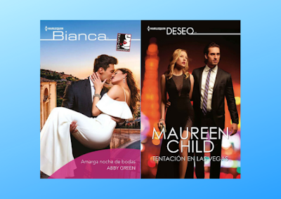 Novelas Romanticas Rosa Pack Bianca Deseo Enero 2019