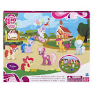MLP Cutie Mark Crusaders & Friends Collection Scootaloo Brushable Pony
