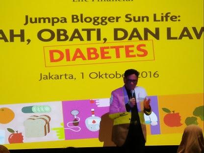 Pahami Tanda, Gejala, Resiko Diabetes Dan Cara Penanganannya,  Ayo Cegah Lawan Dan Obati