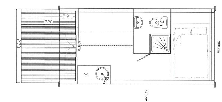 Conosciuto case prefabbricate in legno EN45