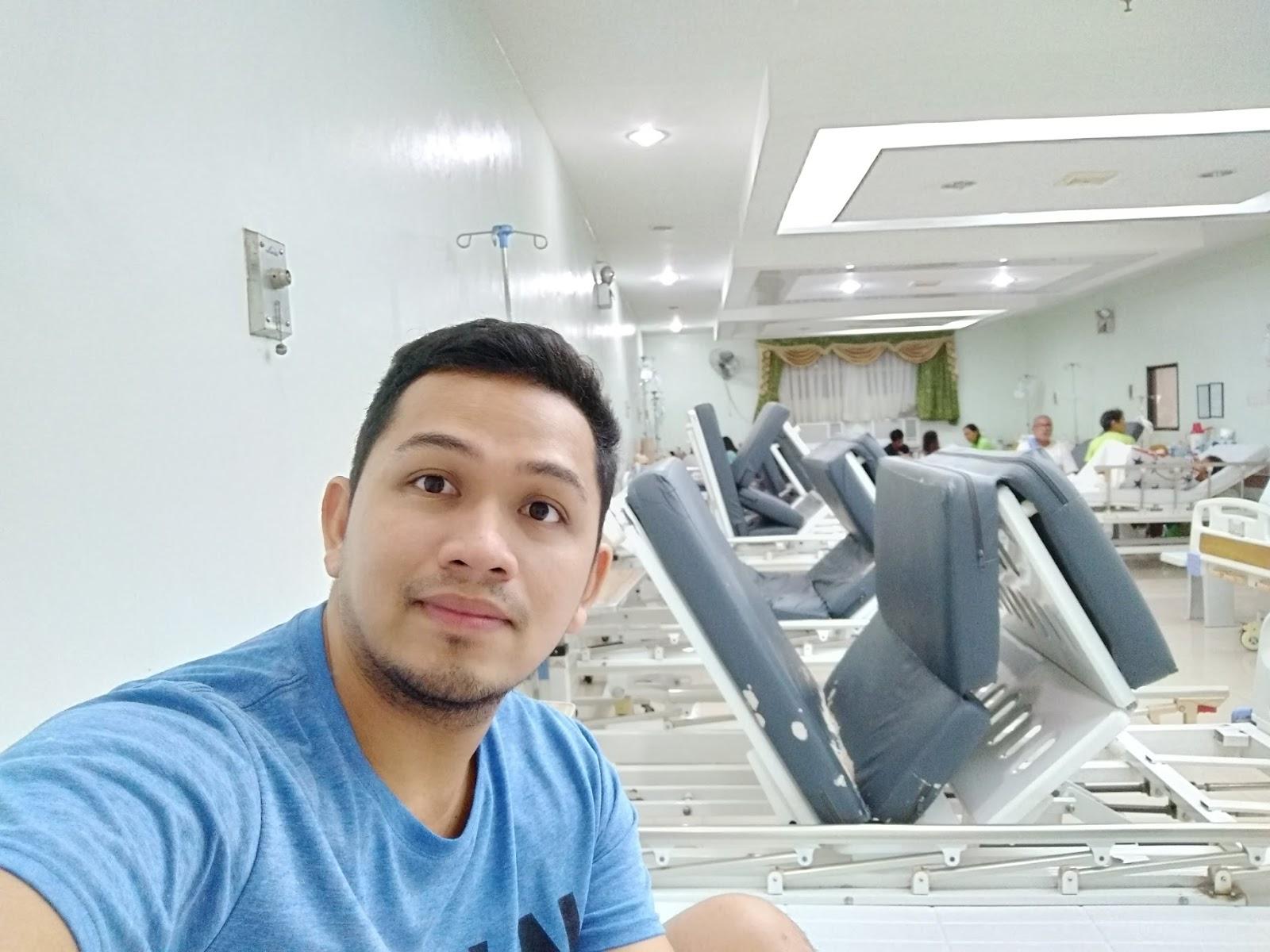 Vicente Sotto ENT Philhealth Ward Cebu