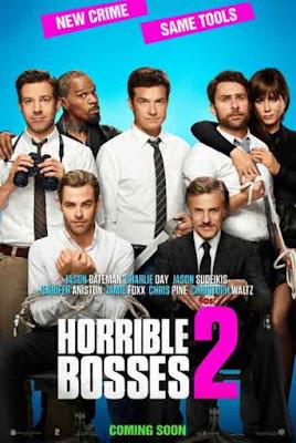 Horrible Bosses 2 (2014) Sinopsis