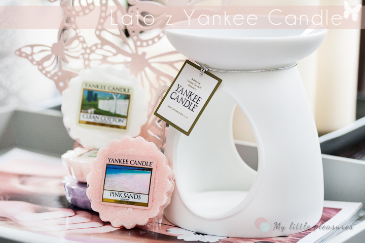 Yankee Candle - moje ulubione zapachy na lato