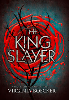 The King Slayer by Virginia Boecker