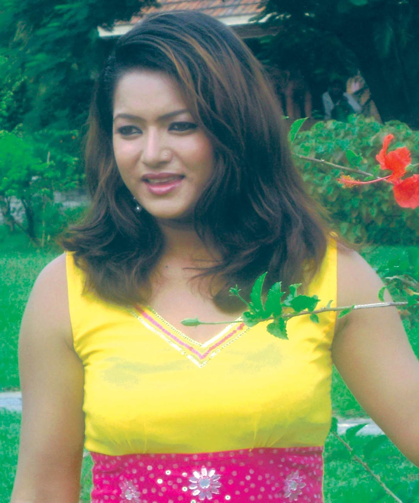 Nepali Heroin Saree Photos: January 2013 ~ All Nepali Actress And Models