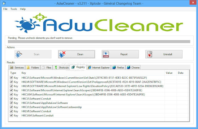 AdwCleaner 5.1.1.3 Free Download