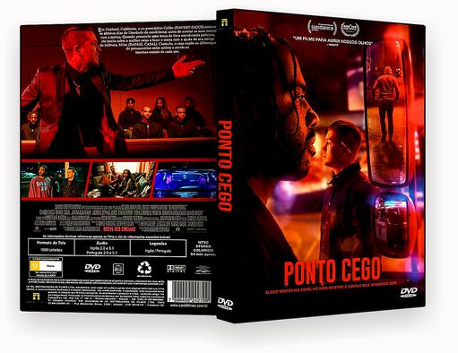 CAPA DVD – Ponto Cego DVD-R