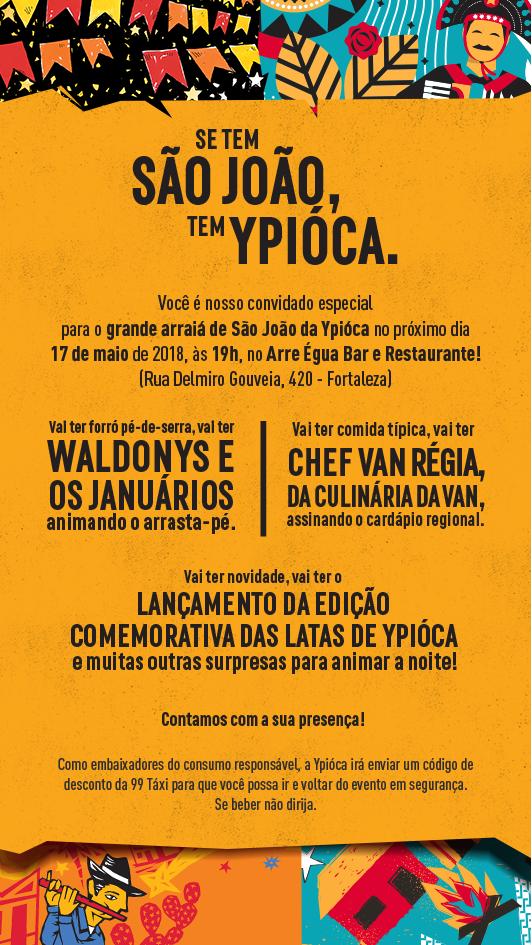 Ypióca São João 1e5dc41b76a3d