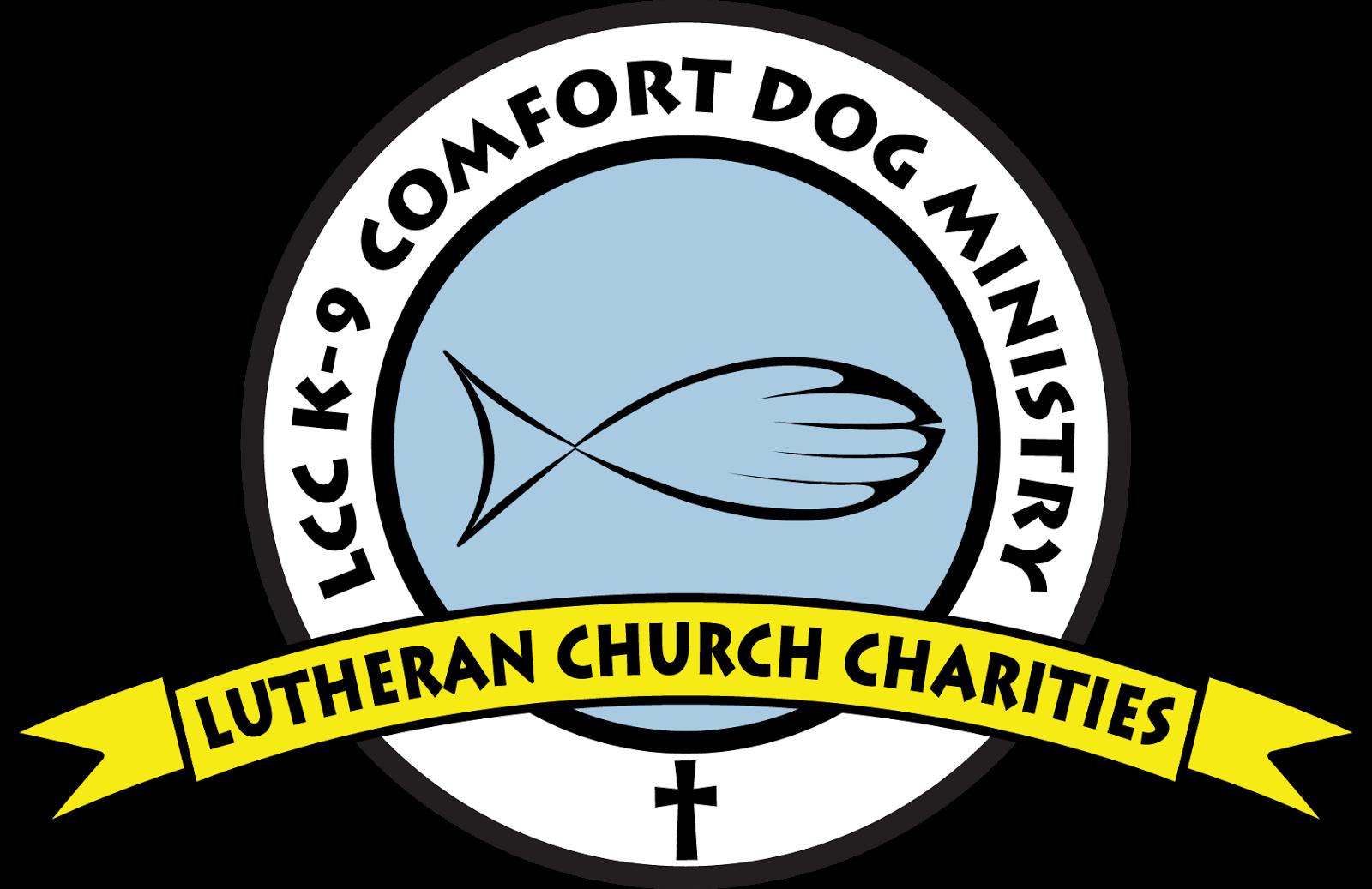 Golden Light Lutheran Church Charities K9 Comfort Dog