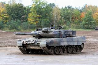 MBT Leopard 2A6