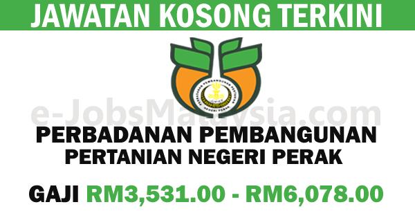 Perbadanan Pembangunan Pertanian Negeri Perak PPPNP