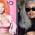 Chapa esquenta de verdade entre Nicki Minaj e Cardi B na festa da Harper's Bazaar em Nova York