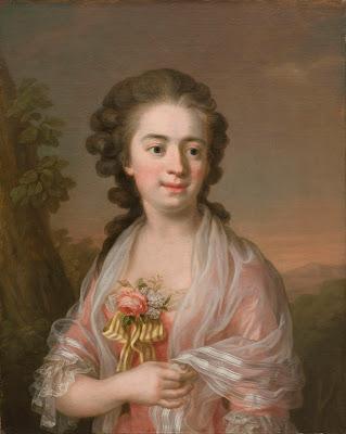 Autoportrait (1770), Ulrika Pasch