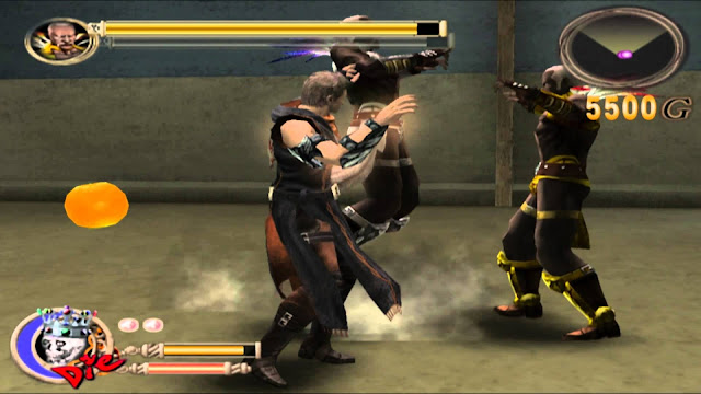 God Hand PPSSPP Versi Terbaru Gratis Download For Android