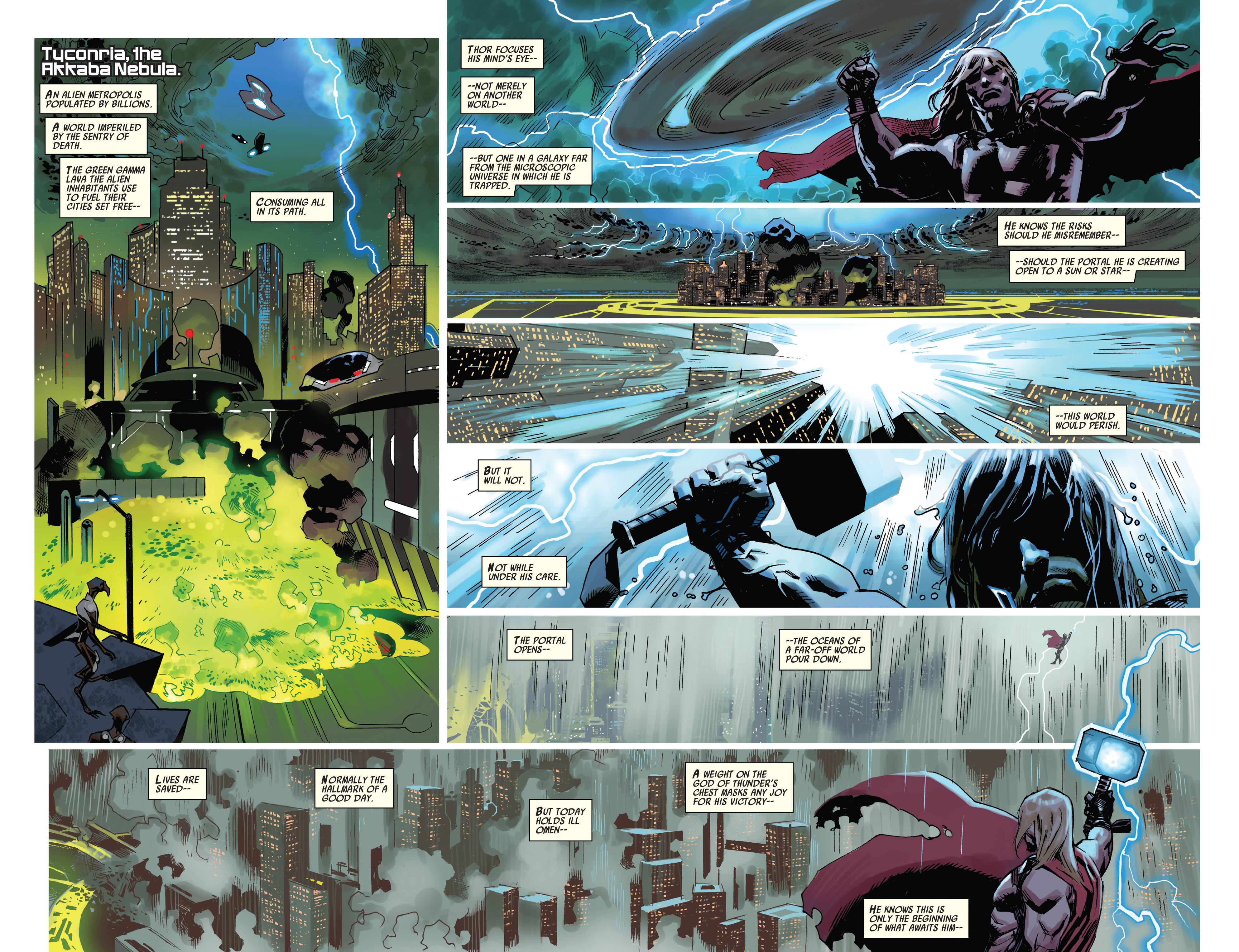 Read online Uncanny Avengers (2012) comic -  Issue #13 - 8