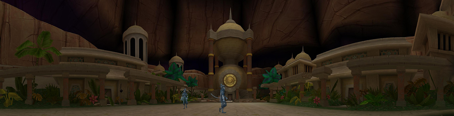 Wizard101 grotto