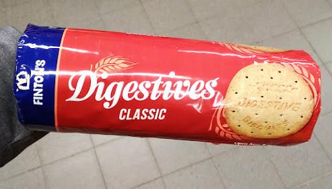 Herbatniki Digestives Classic
