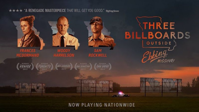 [Review] Three Billboards Outside Ebbing, Missouri