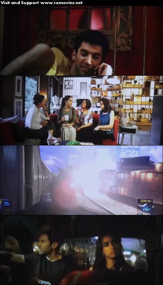 Ok Jaanu 2017 Hindi 720p pDVDRip 950mb