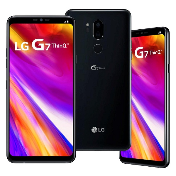 Your buying guide for the best phones in 2018 :  LG G7 ThinQ