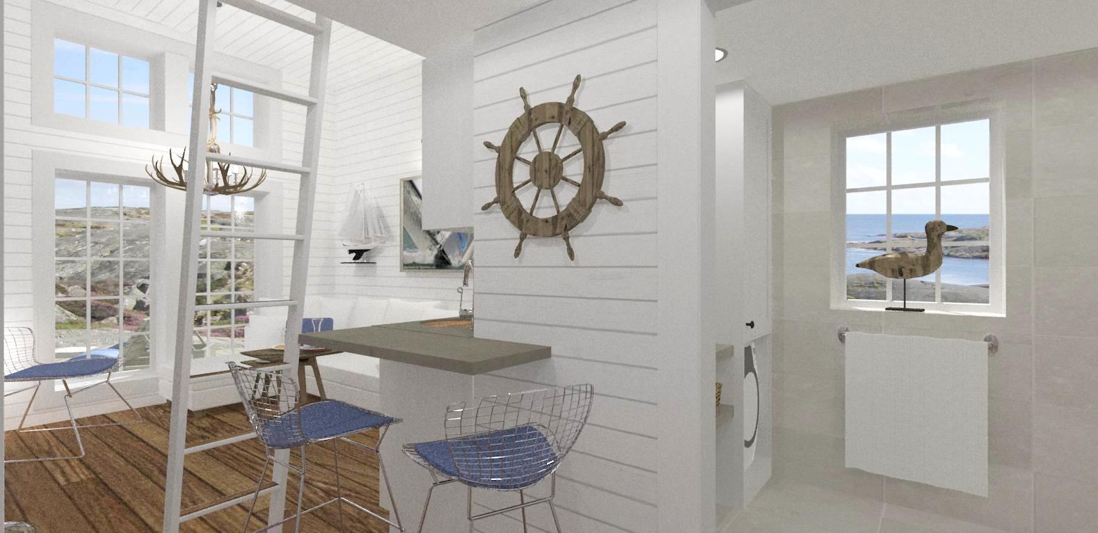 Den vita drömgården: attefallshuset marit uppdaterad   nu kan det ...