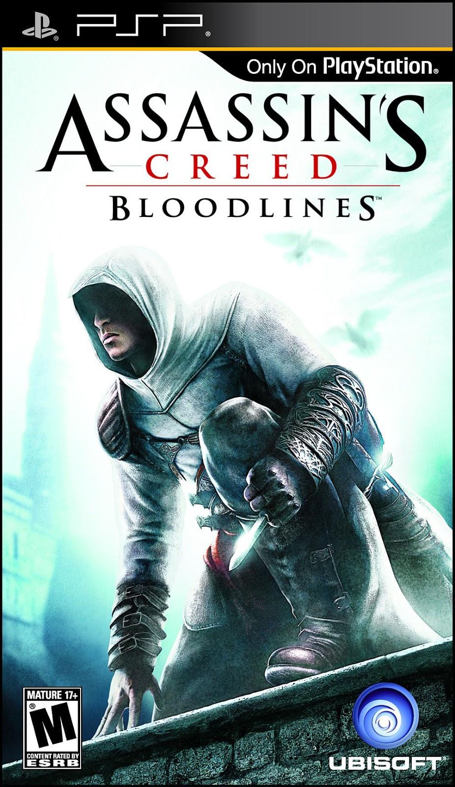 assassin's creed bloodlines ppsspp - 4ugames