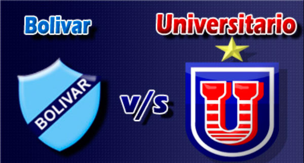 Bolívar vs. Universitario
