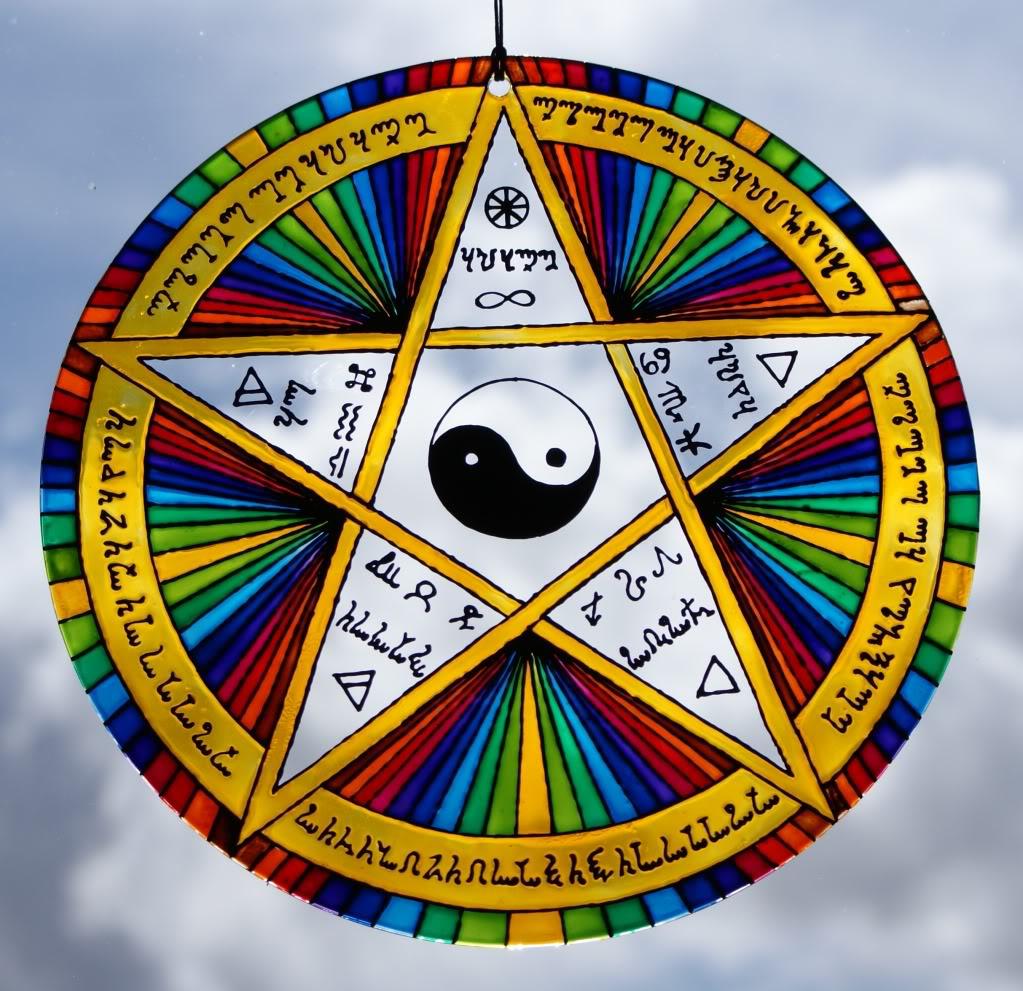 c9fcc18a29a2b2 3 fases da lua pentagrama