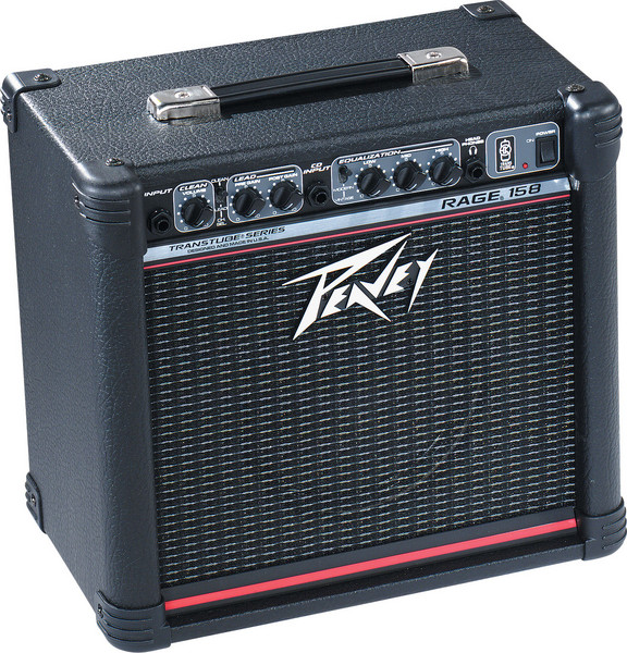 Peavey Rage 158 modification (with Boost!)   Guitar Dreamer