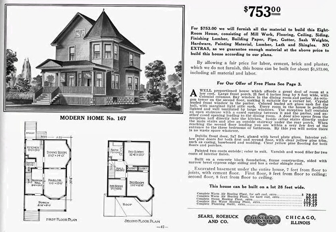 The Cost Of Building A House In Arlington Heights In 1904