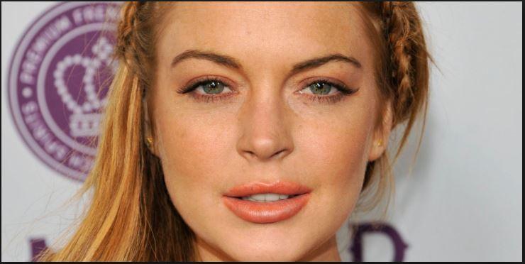 Lindsay Lohan Golpea Pasajero