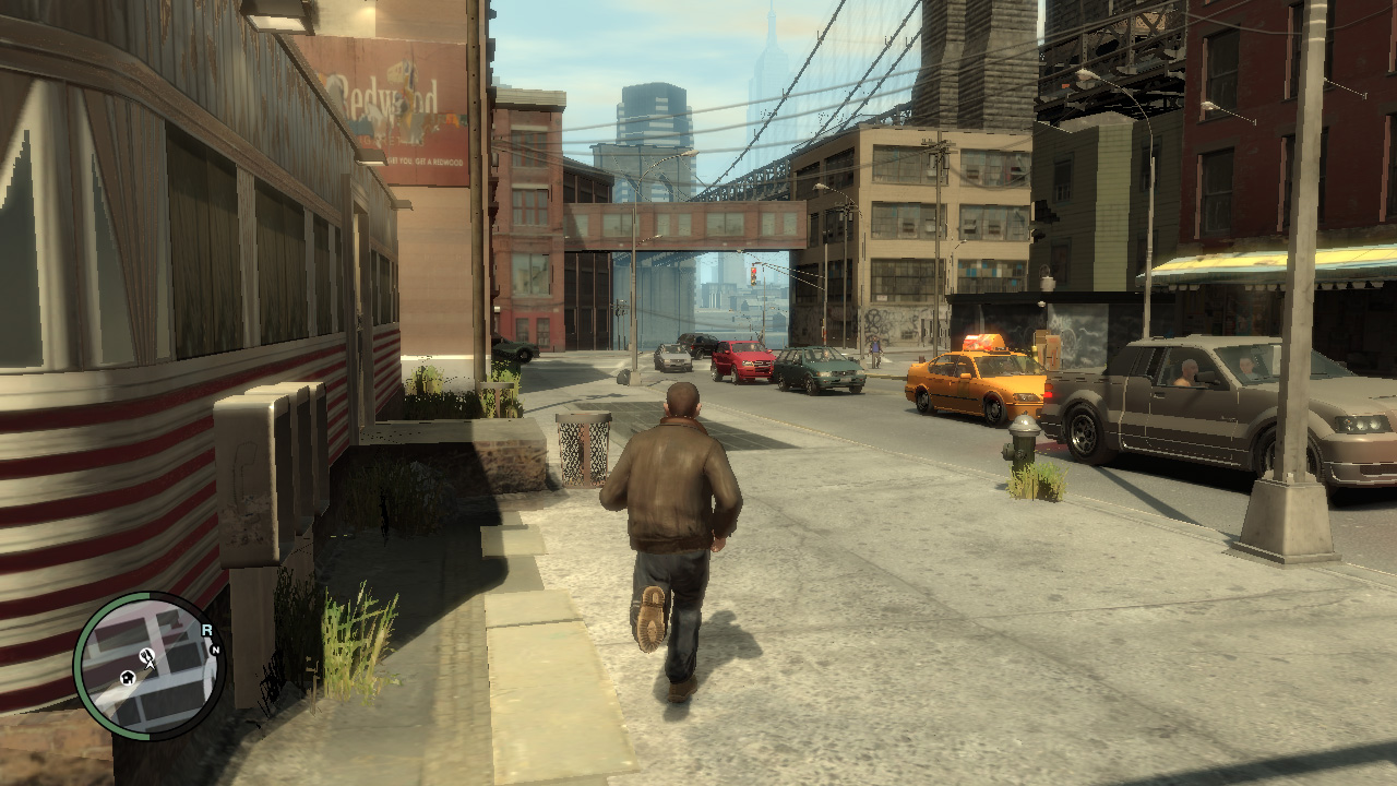 Super Adventures in Gaming: Grand Theft Auto IV (PC)