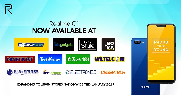 Where to Buy Realme Philippines