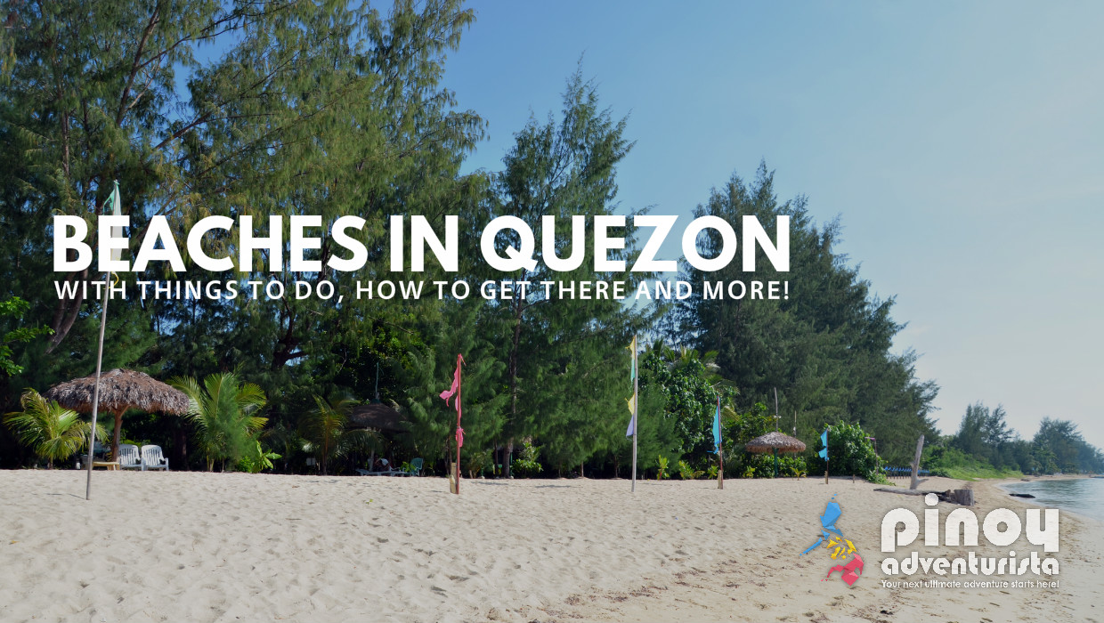 Top Picks Must Visit Beaches In Quezon Province Updated
