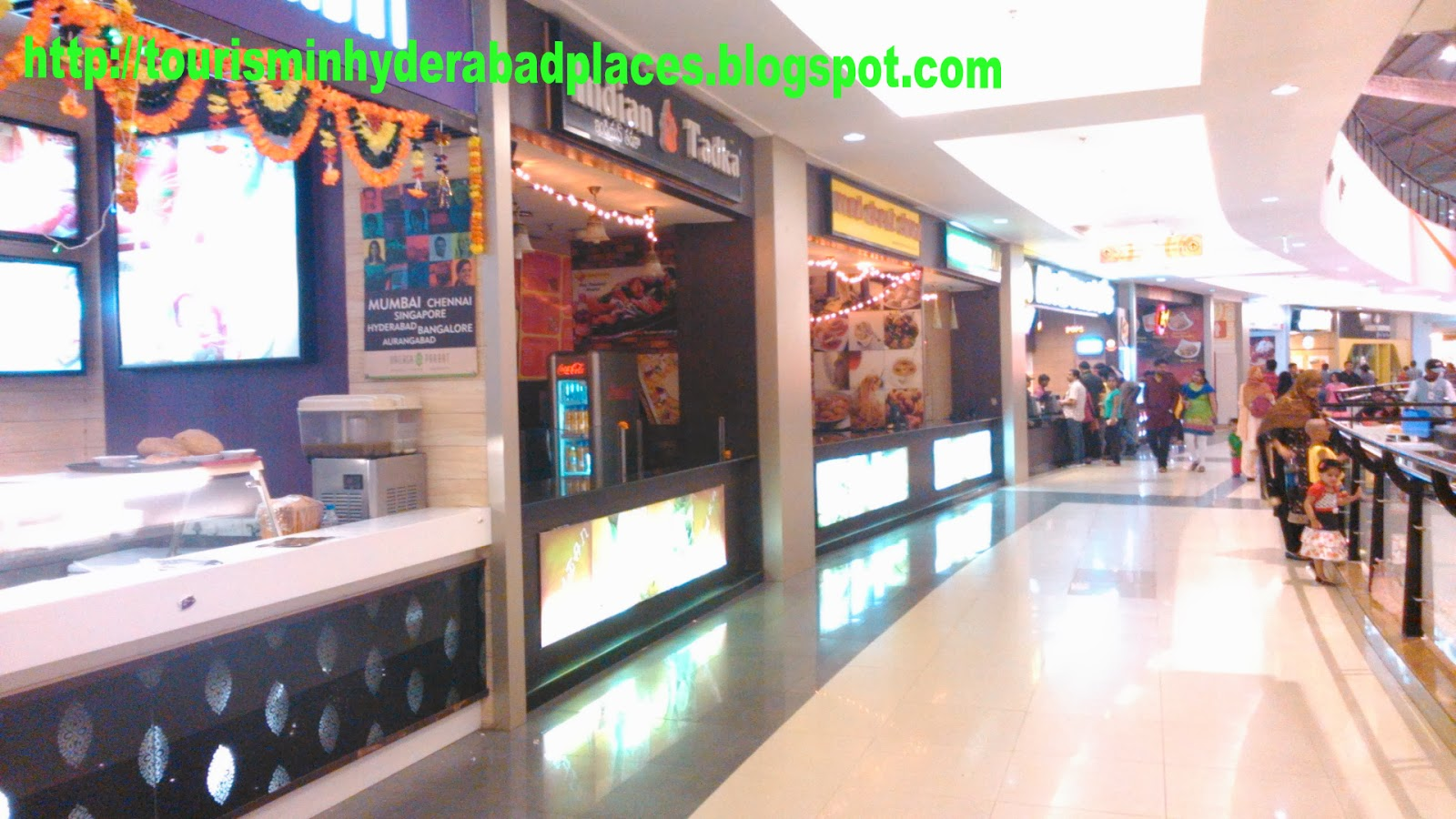 Hyderabad Tourism Places: Top 6 Shopping Malls in Hyderabad
