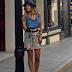 Ξύπνησε μόνο με τα... εσώpoυxά της στο Λας Βέγκας η Αθηνά Οικονομάκου (photos)