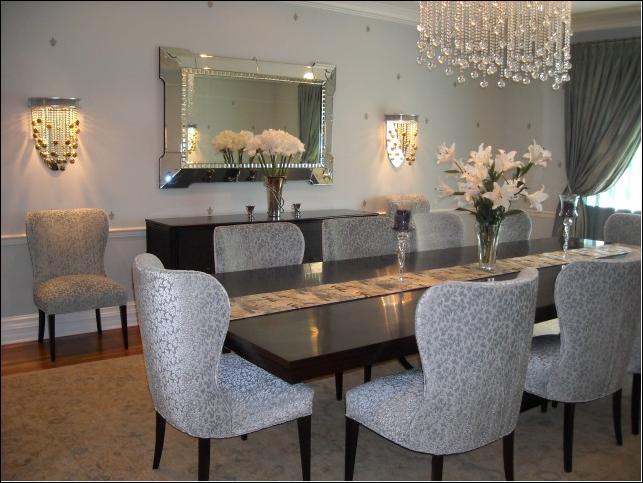 Transitional Dining Room Design Ideas ~ Room Design Ideas