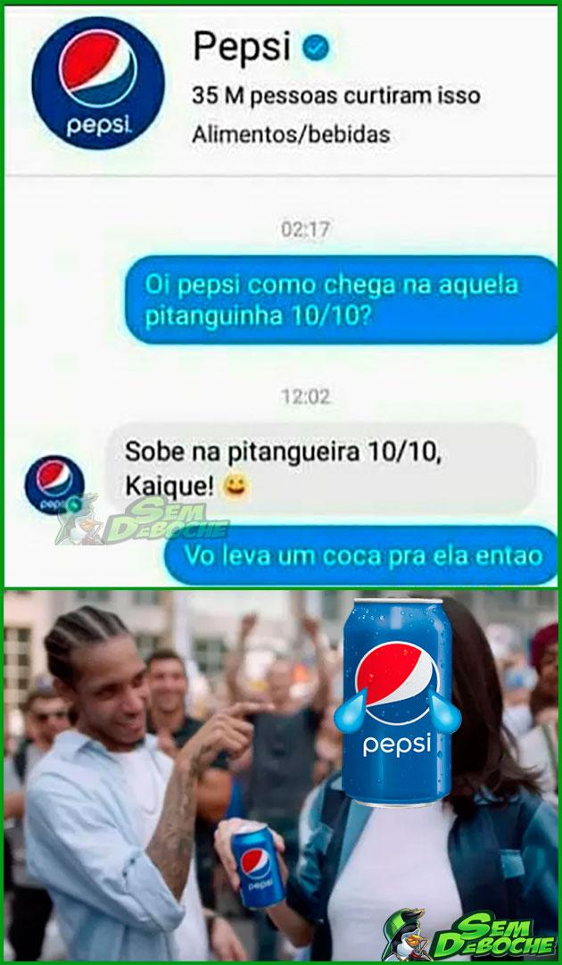 TADINHA DA PEPSI