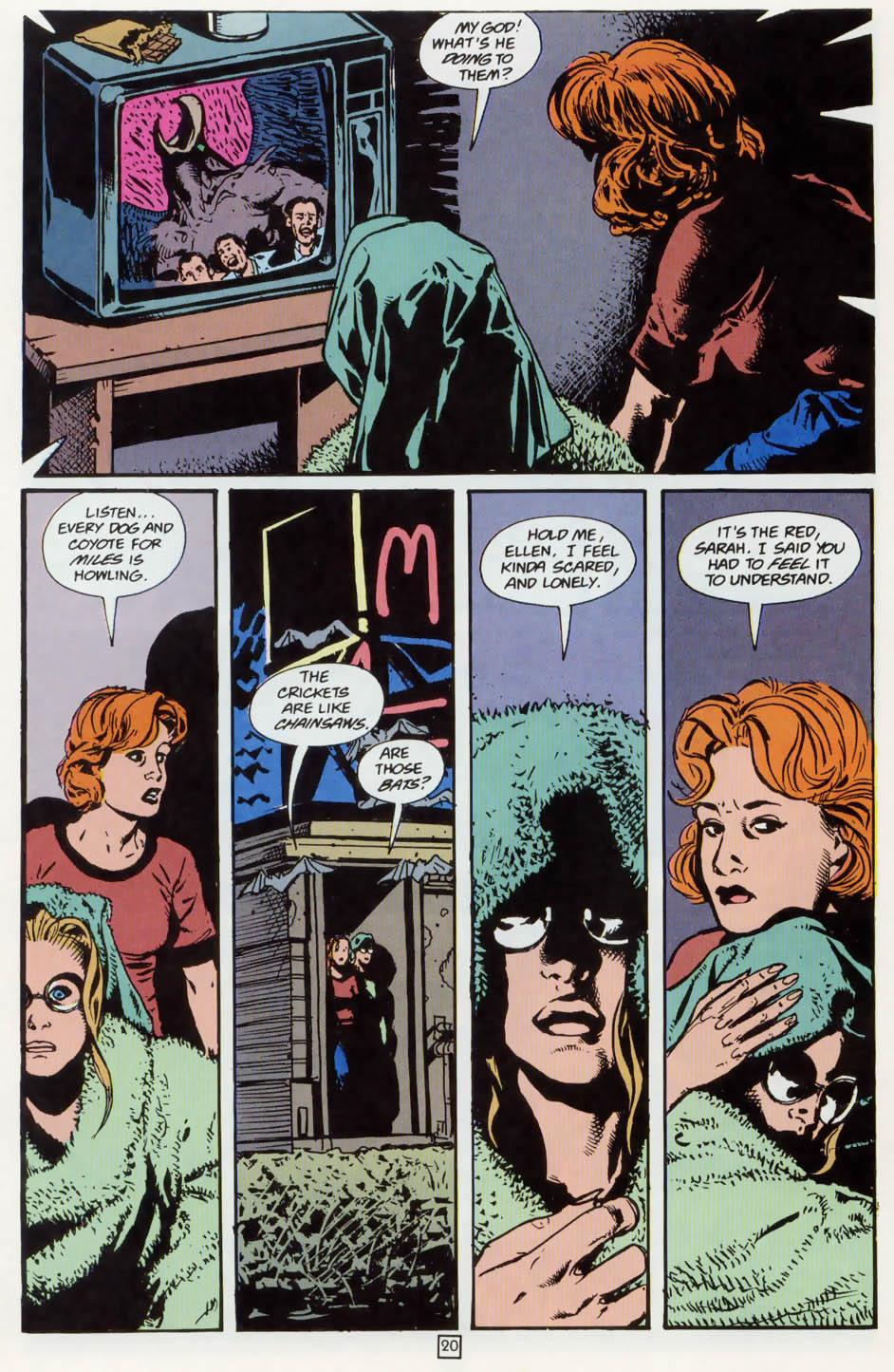 Read online Animal Man (1988) comic -  Issue #73 - 21