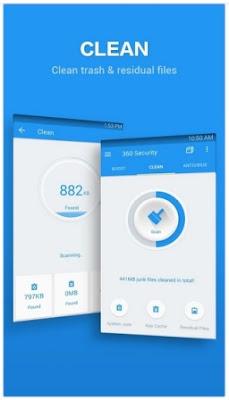 Aplikasi Cleaner Anti Virus Terbaik 360 Security APK Android