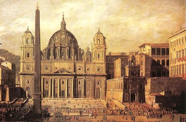 Medieval papal states
