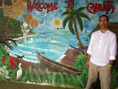 Cahuita en el Caribe sur de Costa Rica